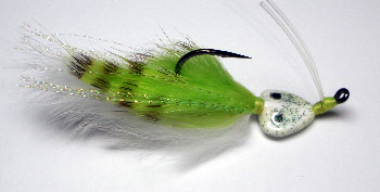 Flats Bugg Double Bunny Tail