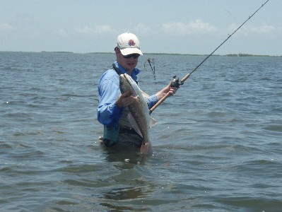 Essential saltwater fishing lures for texas for Texas coast fishing